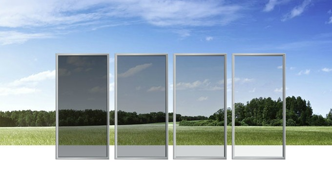 Smart Glass Enters The Energy Efficiency And Wellness